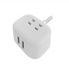 AC socket*2 with USB Charger