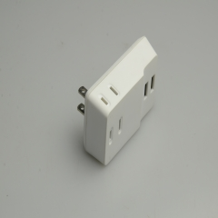 AC socket*2 with USB 2Ports  Charging Station